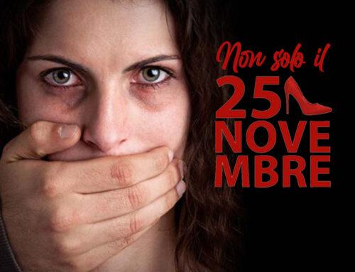 Non solo il 25 novembre – Progetto IPTS Donne al Sicuro